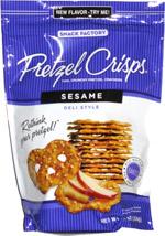 Pretzel Crisps Sesame