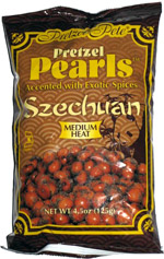 Pretzel Pete Pretzel Pearls Szechuan