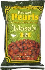 Pretzel Pete Pretzel Pearls Wasabi
