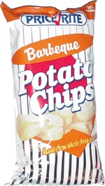 Price Rite Barbeque Potato Chips
