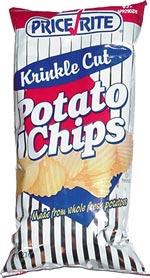 Price Rite Krinkle Cut Potato Chips