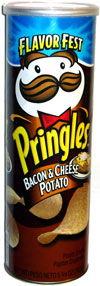 Pringles Bacon & Cheese Potato