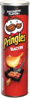 Pringles Bacon