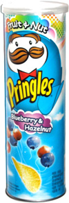 Pringles Blueberry & Hazelnut