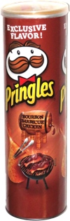 Pringles Bourbon Barbecue Chicken
