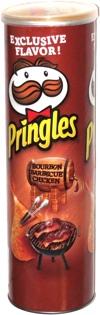 Pringles Bourbon Barbecue Chicken