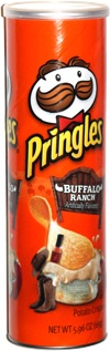 Pringles Buffalo Ranch