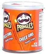 Pringles Cheez Ums