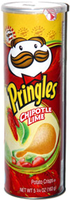 Pringles Chipotle Lime