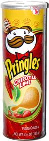 Pringles Chipotle Lime