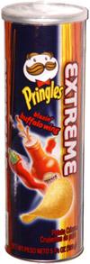 Pringles Extreme Blazin' Buffalo Wing