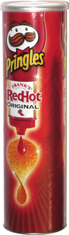 Pringles Frank's Red Hot Original