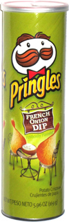 Pringles French Onion Dip