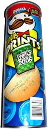 Pringles Prints Guinness World Records 2006