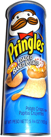 Pringles Loaded Baked Potato