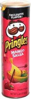 Pringles Mango Salsa