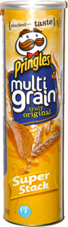 Pringles Multi Grain Truly Original