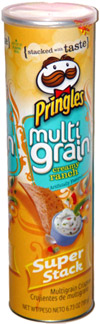 Pringles Multi Grain Creamy Ranch