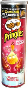 Pringles Pigs in a Blanket