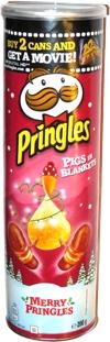 Pringles Pigs in a Blanket