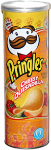 Pringles Cheesy Quesadilla