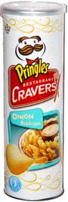 Pringles Restaurant Cravers Onion Blossom