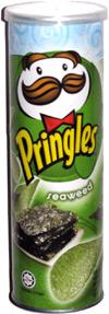 Pringles Seaweed