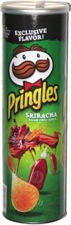 Pringles Sriracha Asian Chili Sauce