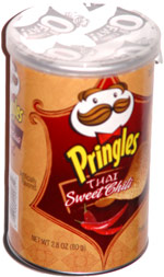 Pringles Thai Sweet Chili Potato Crisps