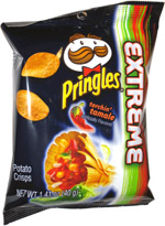 Pringles Extreme Torchin' Tamale
