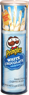 Pringles White Chocolate