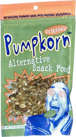 Pumpkorn Original Alternative Snack Food