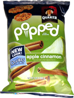 Quaker Popped Apple Cinnamon