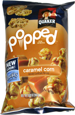 Quaker Popped Caramel Corn