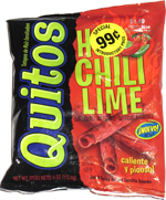 Quitos Hot Chili Lime