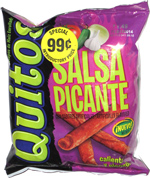 Quitos Salsa Picante