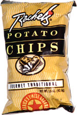 Rachel's Potato Chips Gourmet Traditional