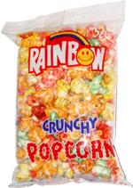 Rainbow Crunchy Popcorn
