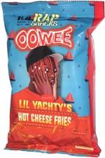 Rap Snacks Oowee Lil Yachty's Hot Cheese Fries