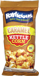 Raylicious Caramel Kettle Corn