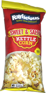 Raylicious Sweet & Salty Kettle Corn