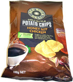 Red Rock Deli-Style Honey Soy Chicken Potato Chips