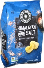 Red Rock Deli Himalayan Pink Salt Deli Style Potato Chips