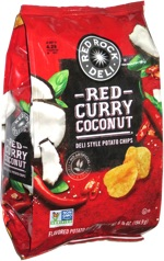 Red Rock Deli Red Curry Coconut Deli Style Potato Chips