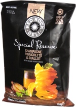 Red Rock Deli Special Reserve Champagne Vinaigrette & Shallot Ultra Deluxe Potato Chips