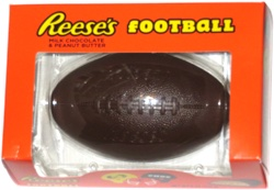 Reese's Milk Chocolate & Peanut Butter Football