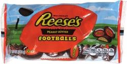 Reese's Peanut Butter Footballs