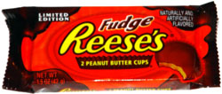 Fudge Reese's Peanut Butter Cups