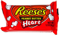 Reese's Peanut Butter Heart