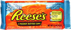 Reese's Sugar Free Peanut Butter Cups